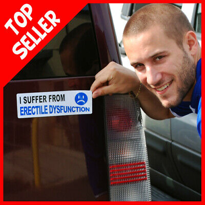 10 Funny Ass Prank Gag Magnet - Assorted Set Car Truck Fridge Bumper + 1 Million