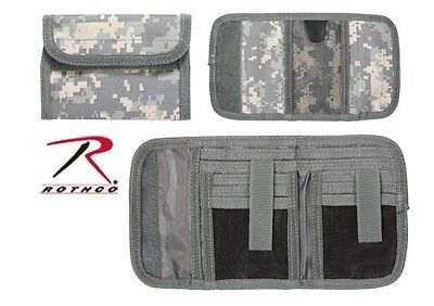 Rothco 11640 Army Digital Camouflage High Quality Deluxe Tri-Fold ID Wallet