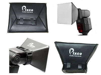 Diffuseur Flash SoftBox Universel Pliable pour Canon/Nikon/Olympus/Pentax