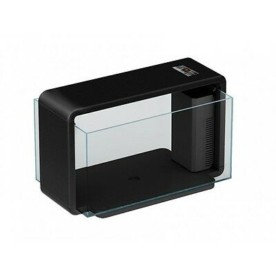 SR Aquaristik Deco-Fish/Reef Nano Tank 25 - Black
