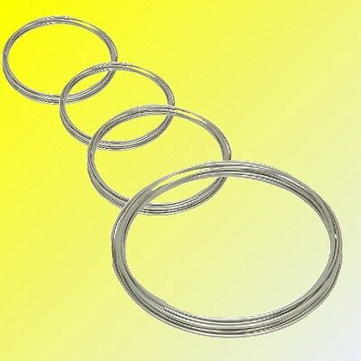 Nichrome Wire Resistance Nickel Chrome Heating Element Hot Cutting Various Sizes
