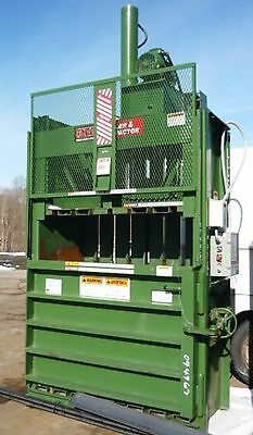 PTR Vertical Down Stroke Baler Model 2300HD