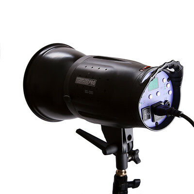 StudioPRO Studio Photography 300Ws Monolight Flash Strobe Lighting Light Head