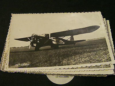A0143-Collection cartes postales avions - Fighter Aircraft plane cards WW2