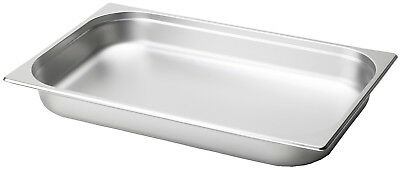 Gastronorm Container Pans  (1/1 Full Size Stainless Steel)