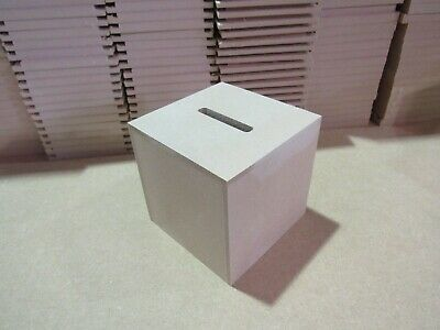 Money Box MDF Quality with stopper