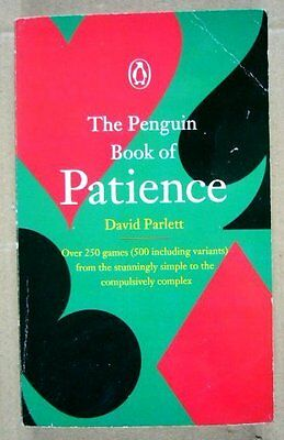 The Penguin Book of PATIENCE - David Parlett