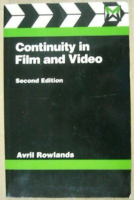 Continuity in Film and Video - Avril Rowlands