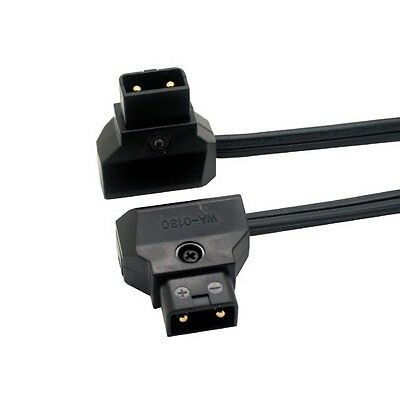 D-TAP DTAP Cable for DSLR Rig cable Use to Anton Bauer Battery,Dtap to Dtap 1.5M