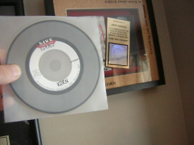 Korn  Cd 1997 Live From The Pit Radio Show