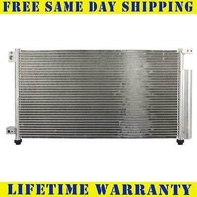 3152 Ac A/c Condenser For Honda Fits Accord 2Door Coupe 2.4 3.0 L4 4Cyl V6 6Cyl