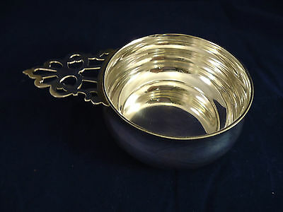 Vintage Gorham Sterling Porringer 6.77 Troy Ounces