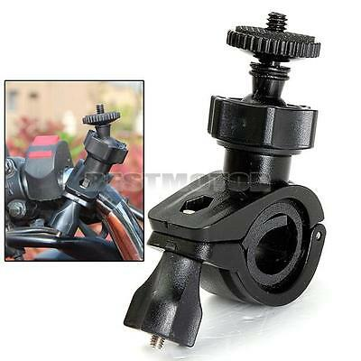 Motorcycle Bicycle Bike Handlebar Mount Holder For Mobius Action Sports Camera