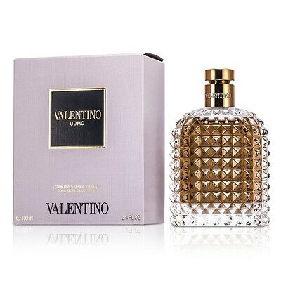 Valentino Uomo Tonic After Shave Lotion 100ml Mens Cologne