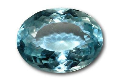 Aigue-marine naturelle 7.52 carats