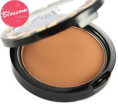 W7 The Bronzer - The Bronzer Matte Compact Powder - Perfect for Contouring! 14g