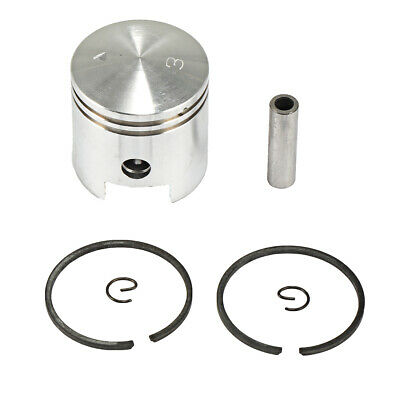 47mm 80cc Motorised Bike Bicycle 2 Stroke Engine Piston Pin Rings Kit