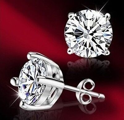 wholesale fashion Jewelry Solid 925Silver Ladies  Earrings