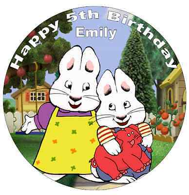 Max And Ruby Max S Rocket Run New Dvd