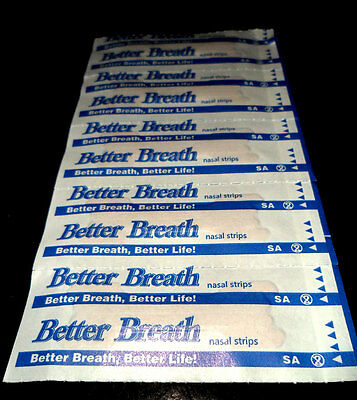 Better Breath Nasenpflaster Nasal Strips In S/m - Besser Atmen