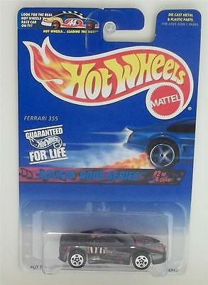 Hot Wheels Rockin Rods Series Ferrari 355 Nrfp #570 1997