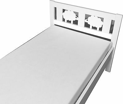 Baby/Toddler Cot Bed Foam Mattress With Waterproof Cover All Sizes