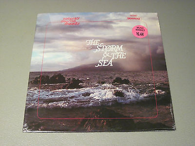 The Sounds Of The Storm & The Sea-LP Bainbridge Records Sealed