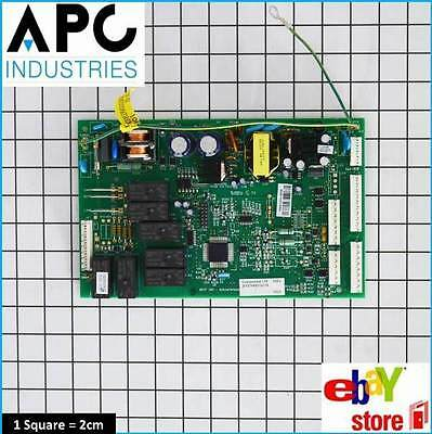 Genuine Ge Refrigerator Main Assembly Board Part # Wr55X10556 Wr55X26733