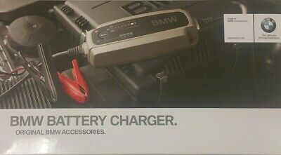 Genuine BMW Battery Charger 4.3 Amp 61432358315 NEW!!