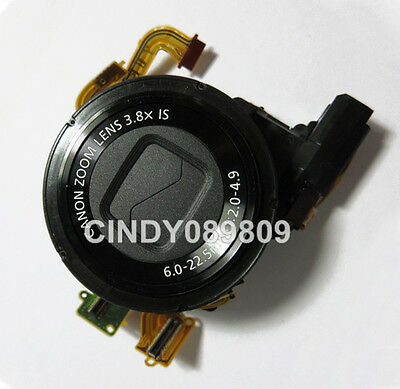 Original 3.8x Optical Zoom Lens Assembly Unit For Canon Powershot S95 with CCD