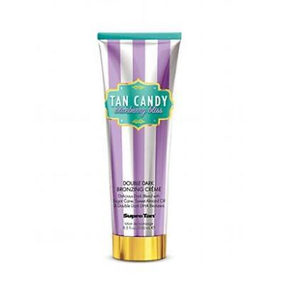 Supre Tan Tan Candy Blueberry Bliss Double Dark Bronzing Tanning Lotion - 250ml
