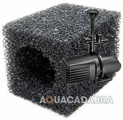 Replacement Pre Filter Foam Sponge For Blagdon Amphibious Garden Water Pond Pump
