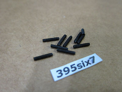 10x Hex Socket Grub Screw - M2 x 10mm