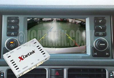 Land Rover Discovery 3 Range Rover Sport Multimedia Video Interface GVIF