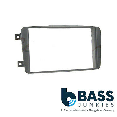 Mercedes Benz VANEO 2002-2005 Car Stereo Radio Double Din Fascia Panel CT24MB10