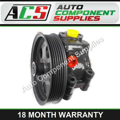 Power Steering Pump Ford Fiesta St 2.0 Petrol, Genuine Reconditioned