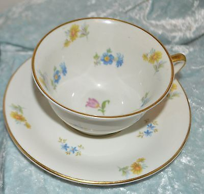 Jackson Featherweight Fine China Tea Cup & Saucer replacement