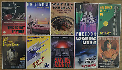 Topps Star Wars Perspectives *Rebel Propaganda Cards aussuchen to choose*