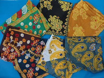 *US Seller*wholesale scarves lot of 5 large square scarf wrap shawl