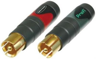 51F1811 Neutrik-Nf2C-B/2-Connector,Rca/Phono,Plug