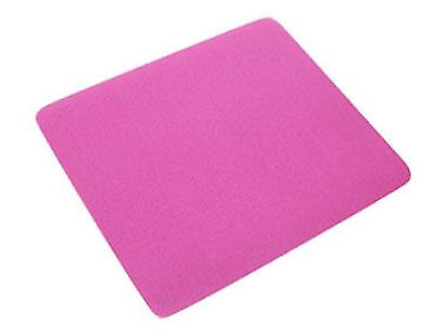 PINK Mouse Mat Pad 5mm Thick Foam Backed Fabric HIGH QUALITY *Buy 2 Get 3rd FREE