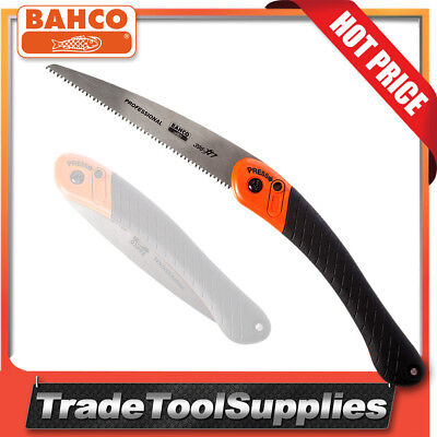 Bahco Folding Pruning Saw Professional 19cm Hard Point 396-HP