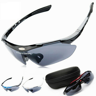 Bicycle Cycling Riding outdoor Sports Sun Glasses Goggles Polarized Sunglasses