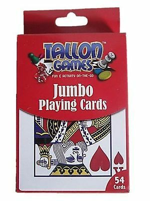 Tallon Jumbo Playing Cards Games