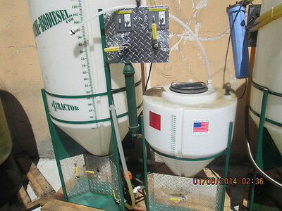 Extreme Biodiesel Biofuel Extracting System