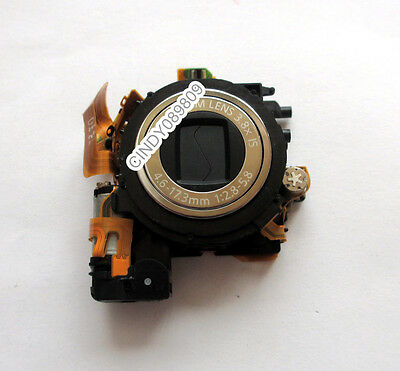 Lens Zoom Unit Assembly for Canon IXUS860 IS SD870 IXY910 Camera Silver with CCD