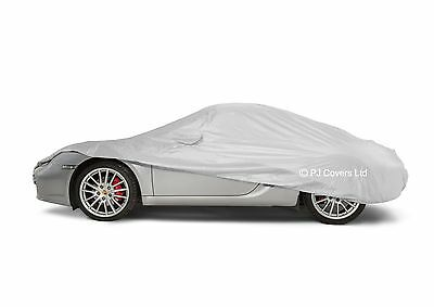 Lightweight Outdoor/Indoor Car Cover for Porsche Boxster 986 (1996-2003)