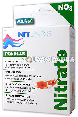 Nt Labs Pond Nitrate Test No3 Waste Health Check Water Testing Kit Koi Fish Set