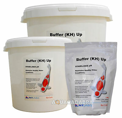Nt Labs Buffer Kh Up 1.5Kg 5Kg 20Kg Increase Koi Pond Water Level Stable Ph Buff