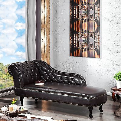 "DESIGN CHAISELONGUE ""ROYAL"" 